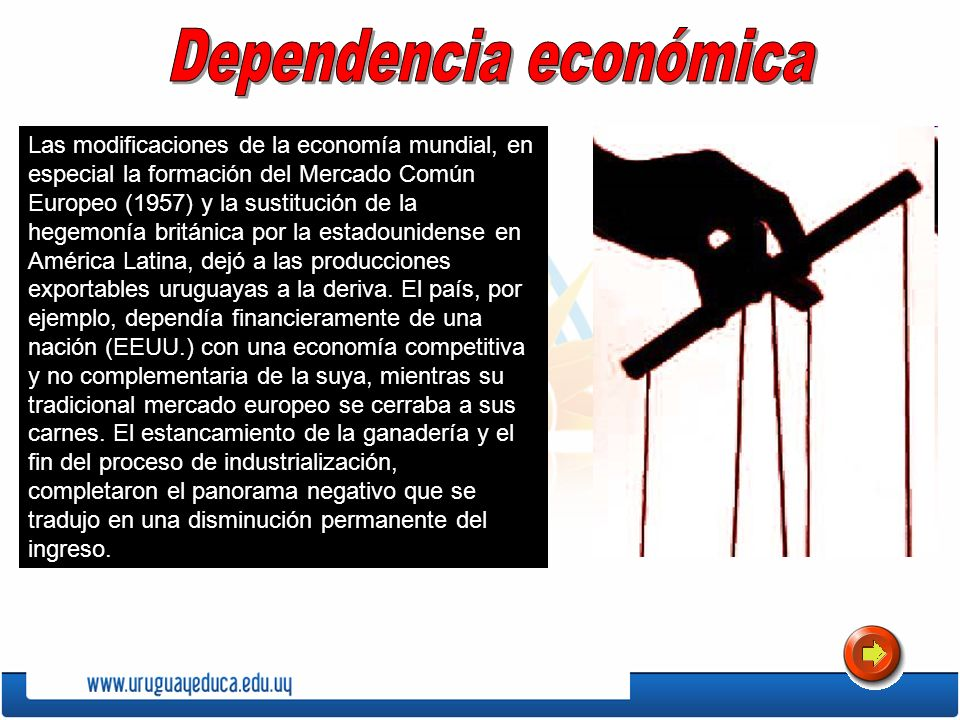 Dependencia económica