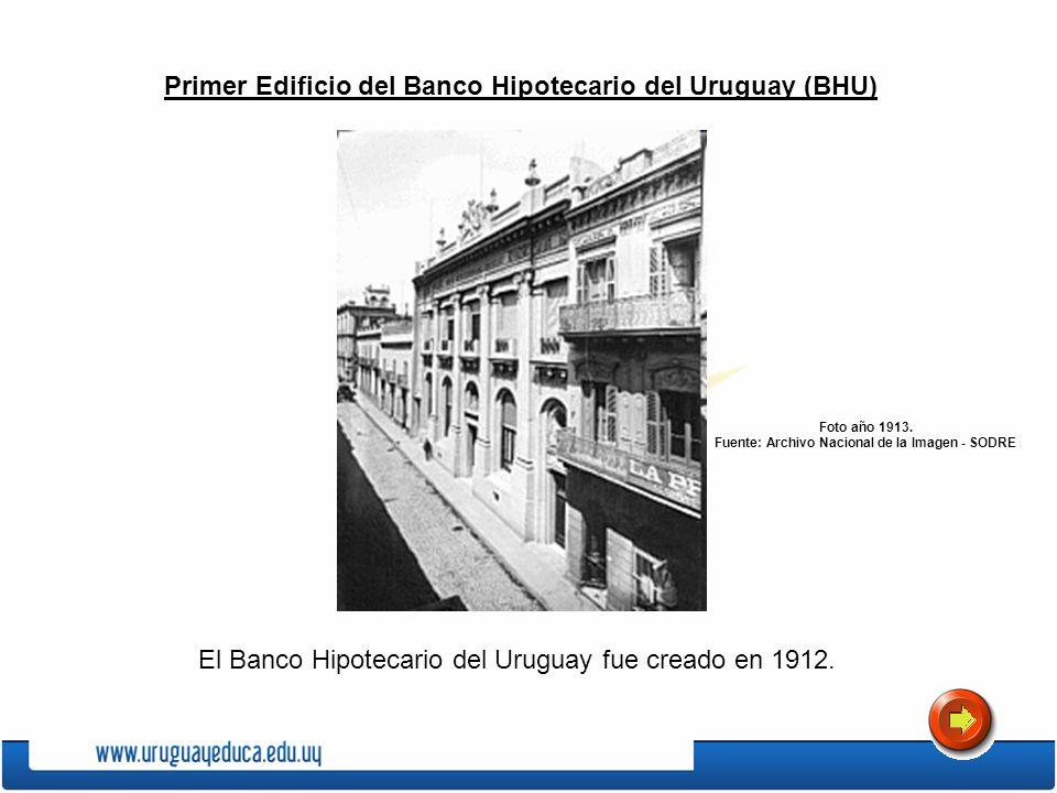 Fuente: Archivo Nacional de la Imagen - SODRE