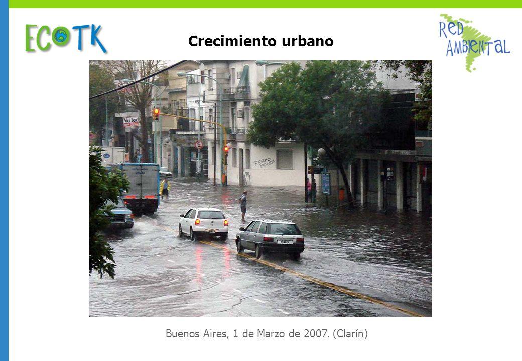 Buenos Aires, 1 de Marzo de 2007. (Clarín)