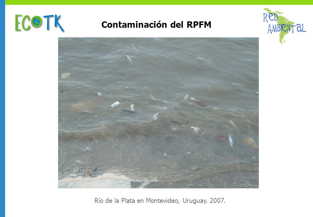 Contaminación del RPFM