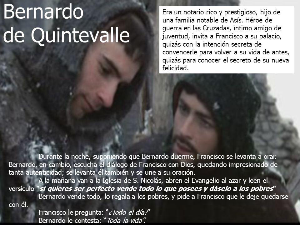 Bernardo de Quintevalle