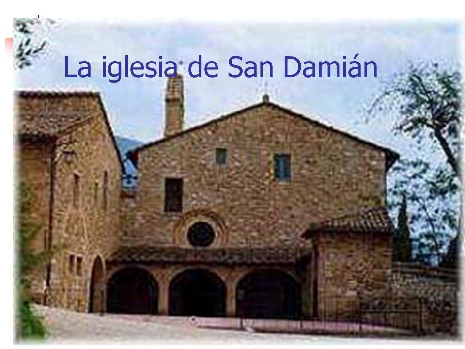 La iglesia de San Damián