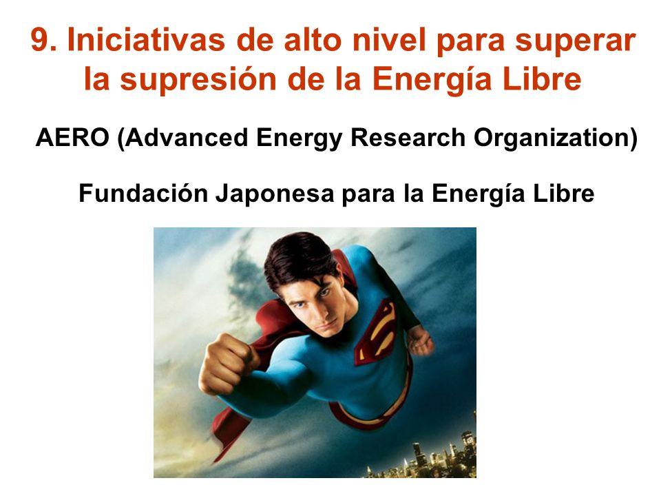 Fundación Japonesa para la Energía Libre