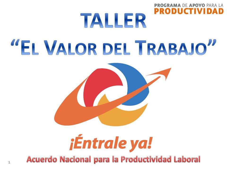 Acuerdo Nacional para la Productividad Laboral