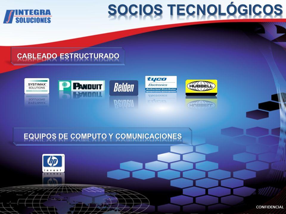 CABLEADO ESTRUCTURADO EQUIPOS DE COMPUTO Y COMUNICACIONES