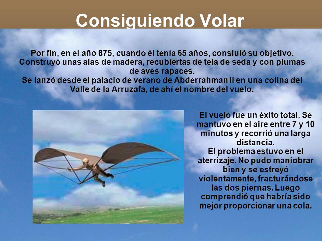 Consiguiendo Volar