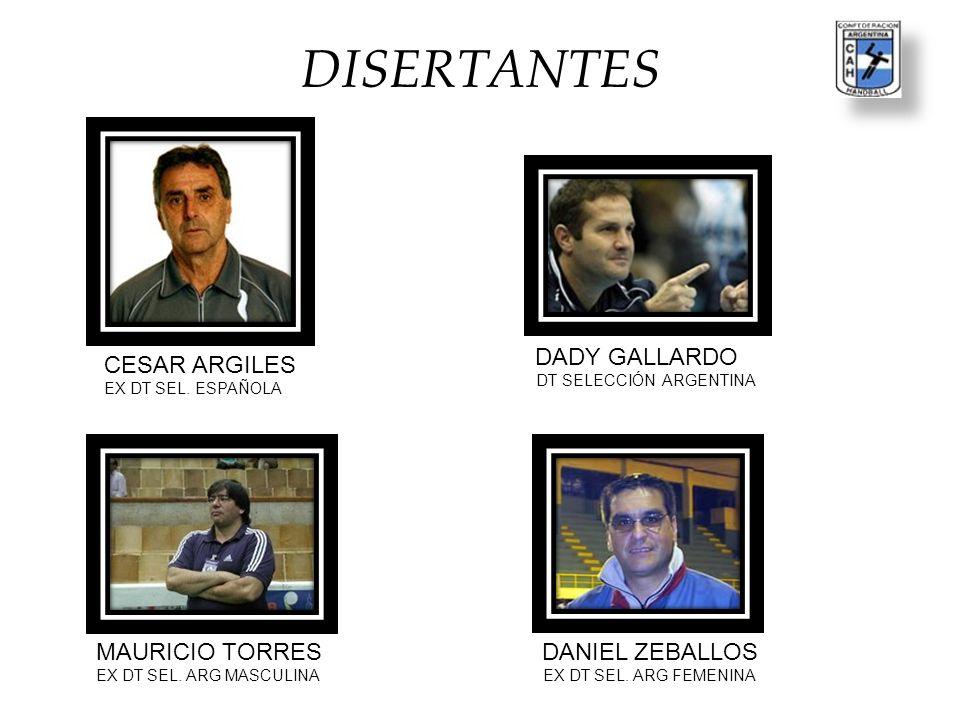 DT SELECCIÓN ARGENTINA