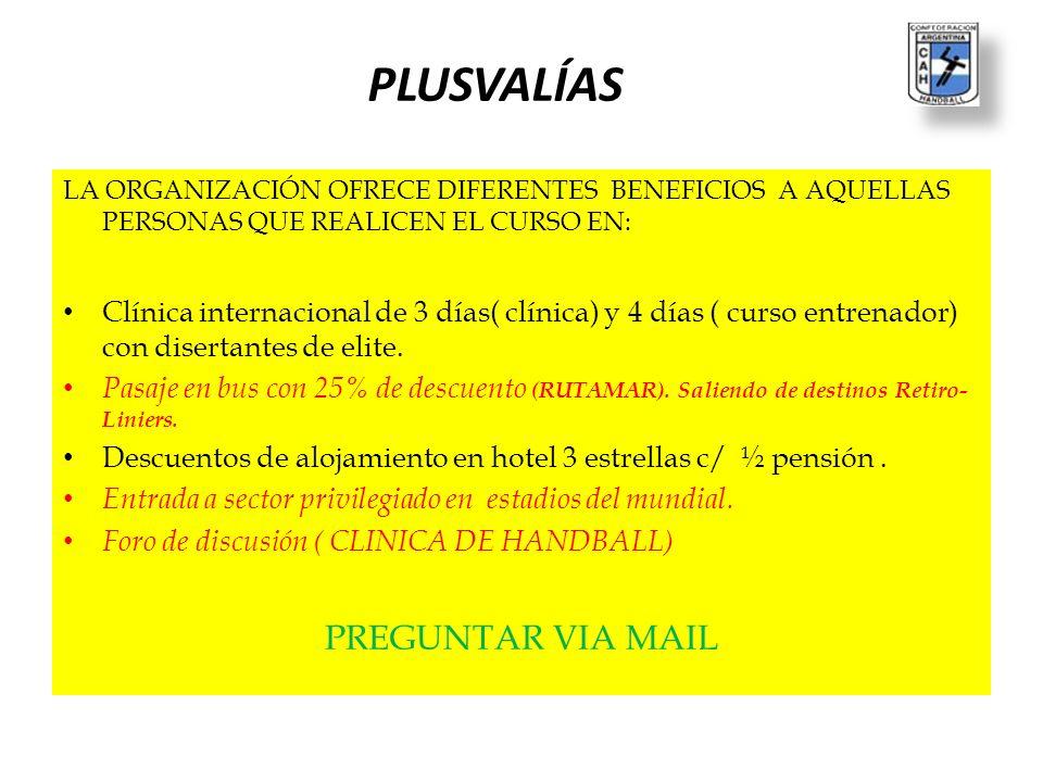 PLUSVALÍAS PREGUNTAR VIA MAIL