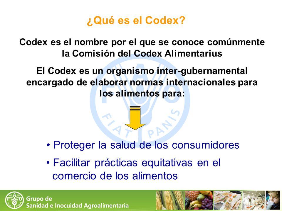 Proteger la salud de los consumidores