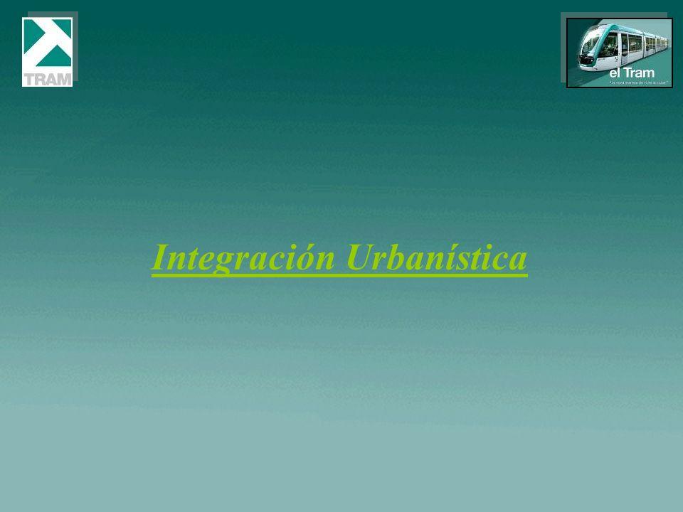 Integración Urbanística