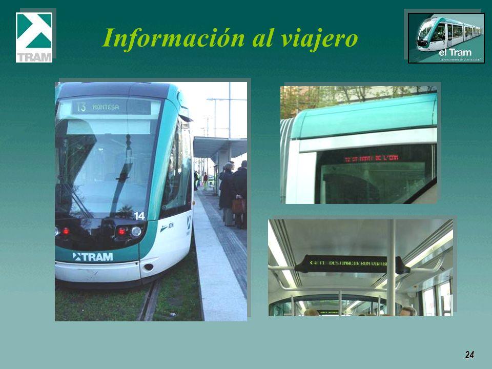 Información al viajero