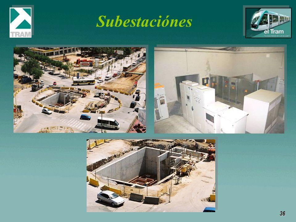 Subestaciónes