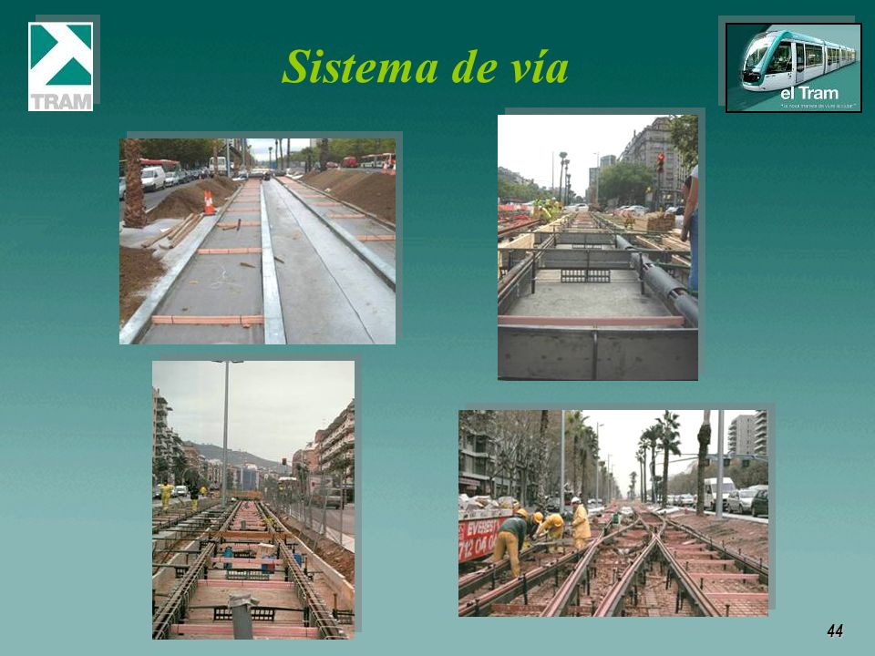 Sistema de vía