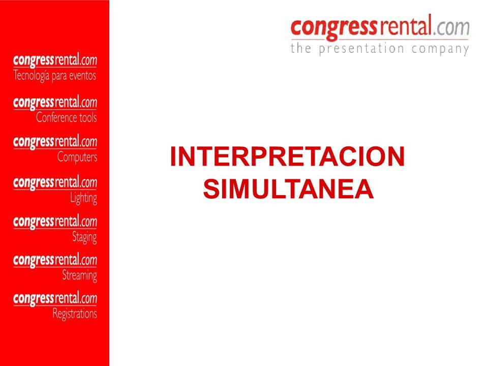 INTERPRETACION SIMULTANEA