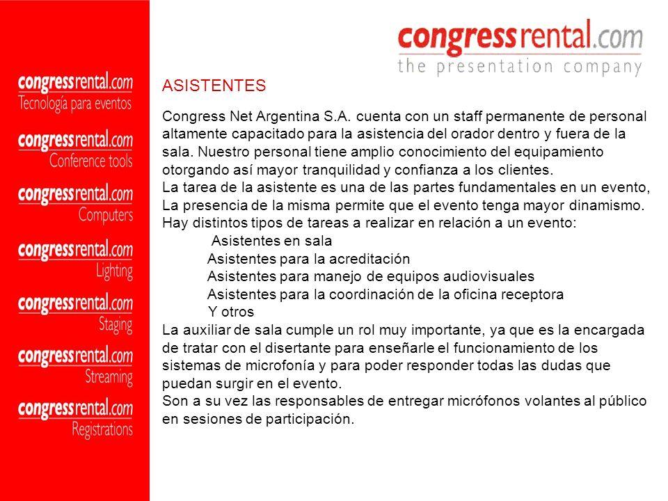 ASISTENTES