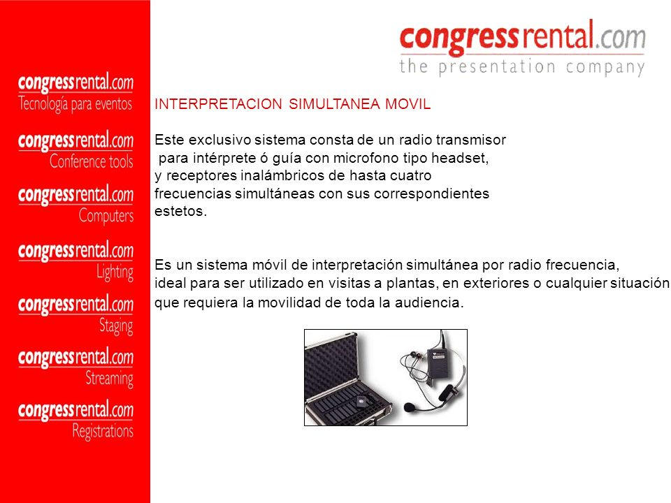 INTERPRETACION SIMULTANEA MOVIL
