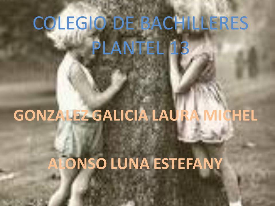 COLEGIO DE BACHILLERES PLANTEL 13