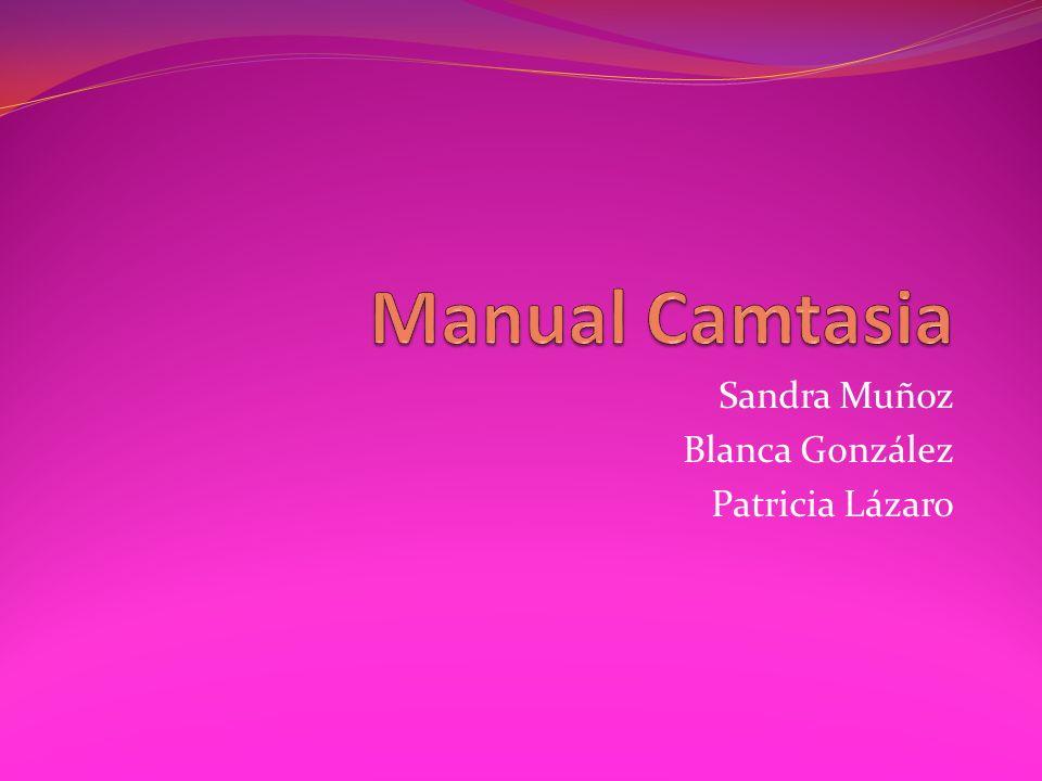 Sandra Muñoz Blanca González Patricia Lázaro