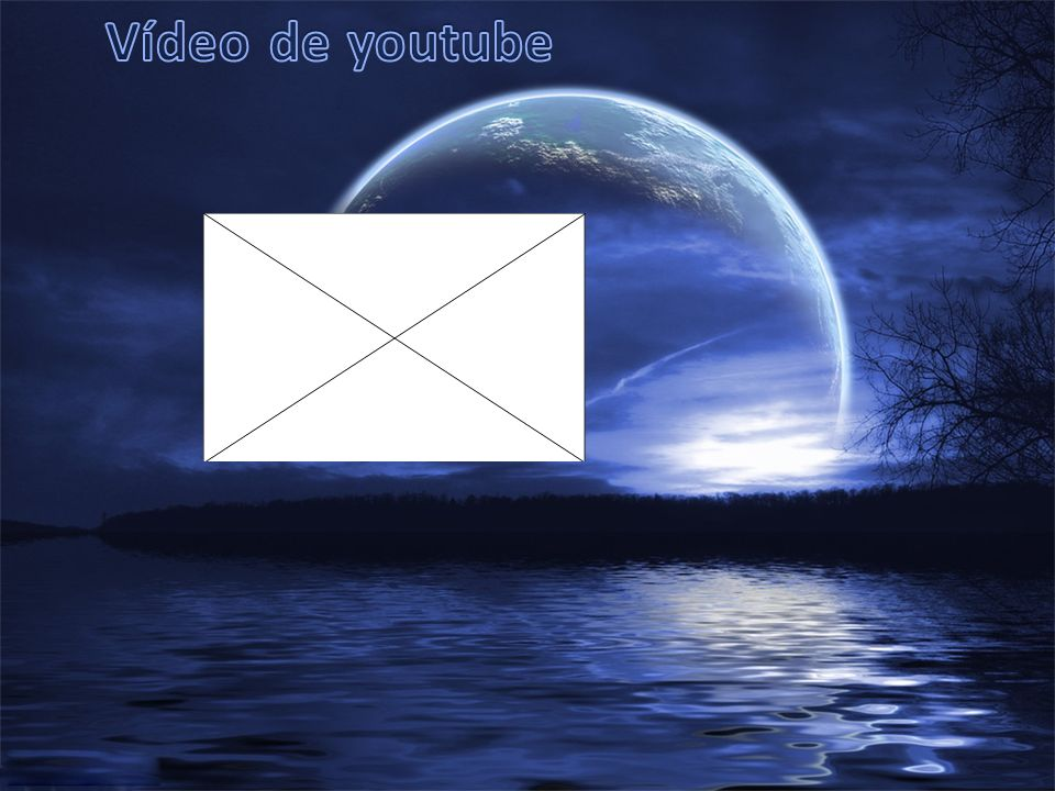 Vídeo de youtube