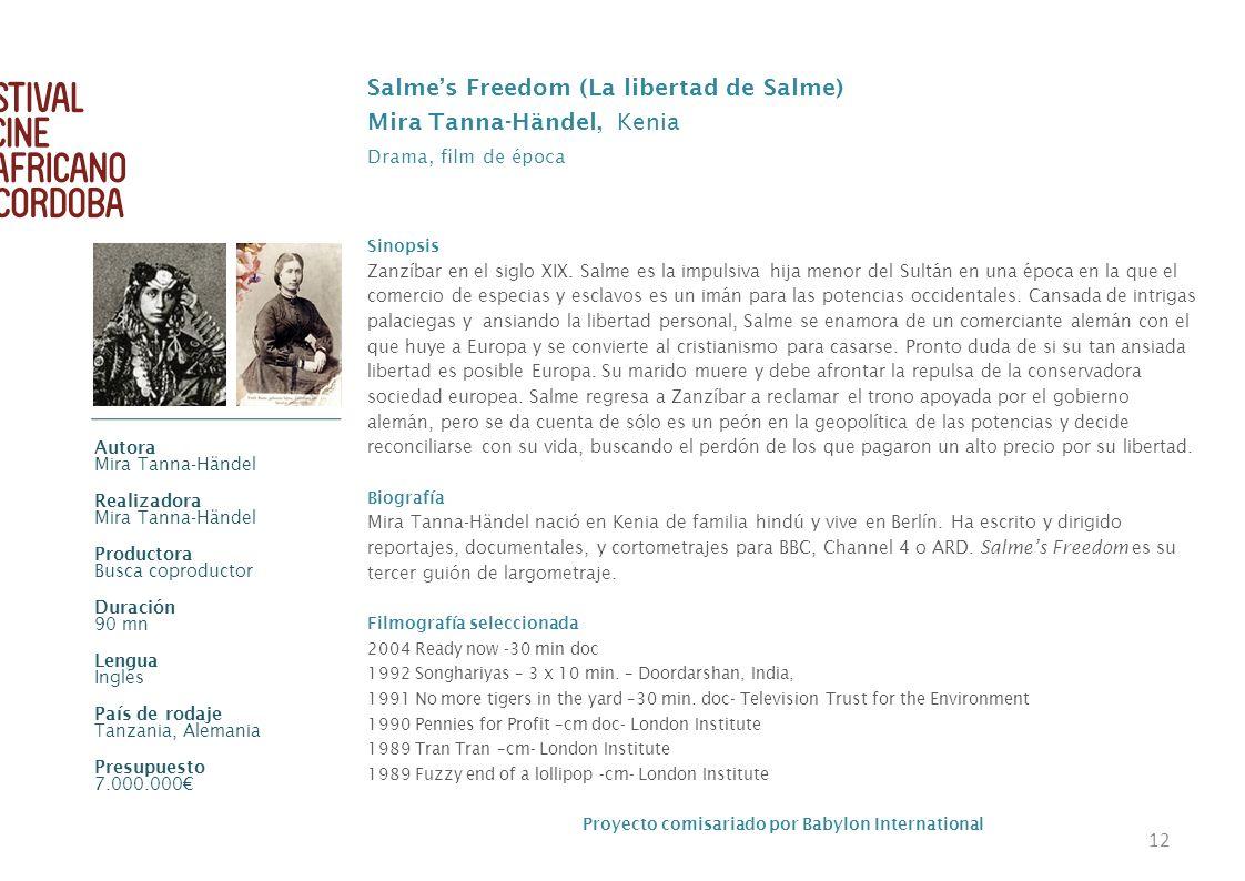 Proyecto comisariado por Babylon International
