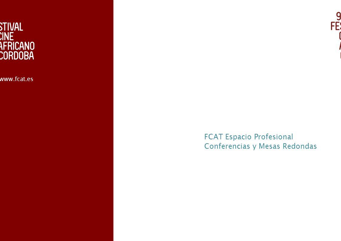 FCAT Espacio Profesional Conferencias y Mesas Redondas