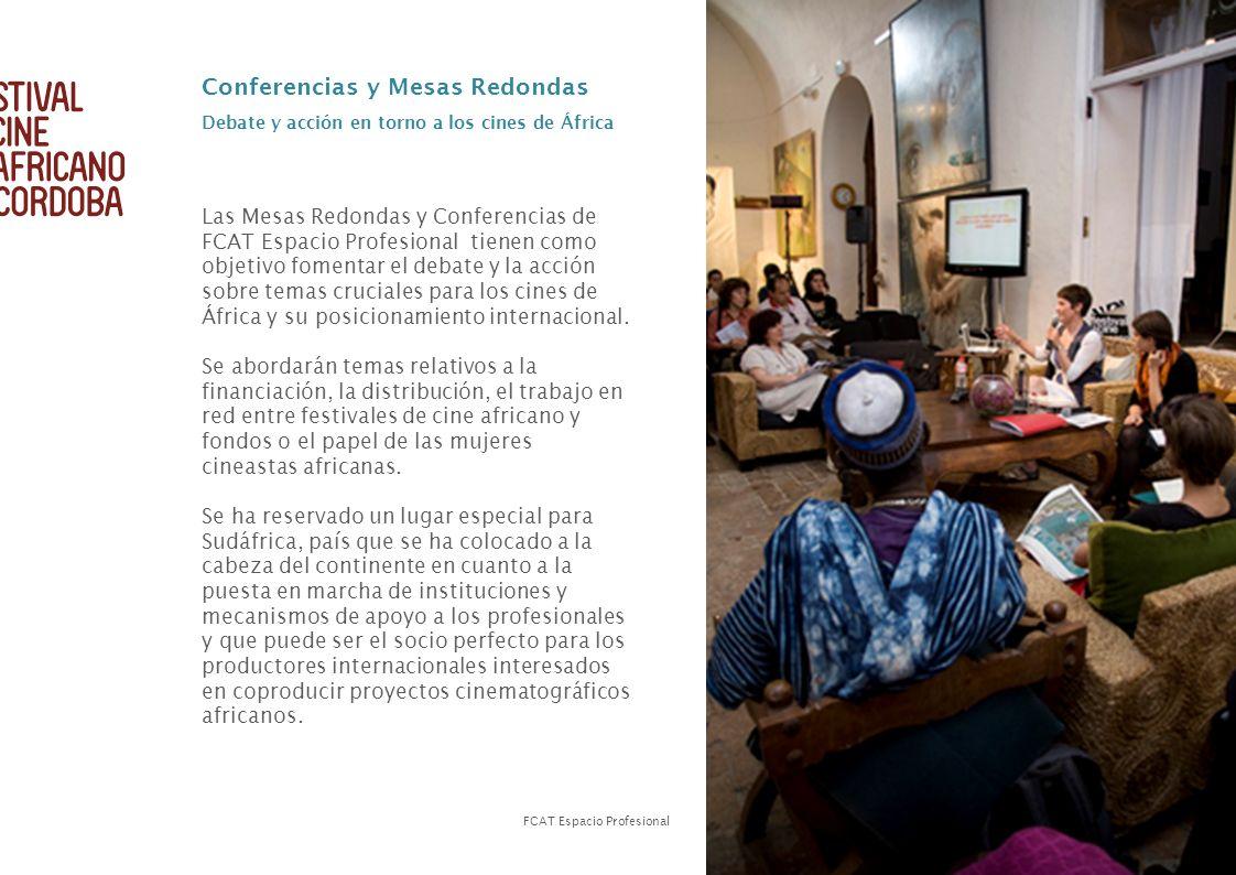 Conferencias y Mesas Redondas