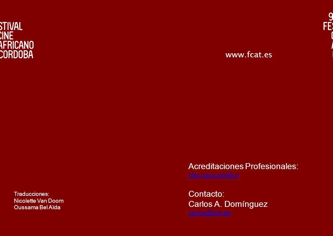 Acreditaciones Profesionales: