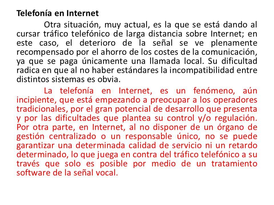 Telefonía en Internet