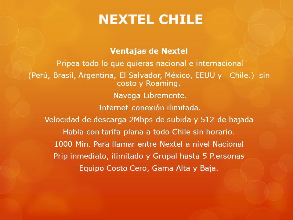 NEXTEL CHILE