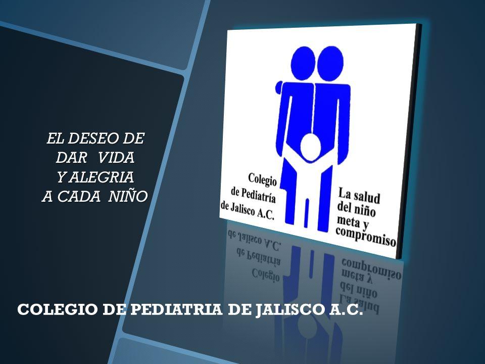 EL DESEO DE DAR VIDA Y ALEGRIA A CADA NIÑO