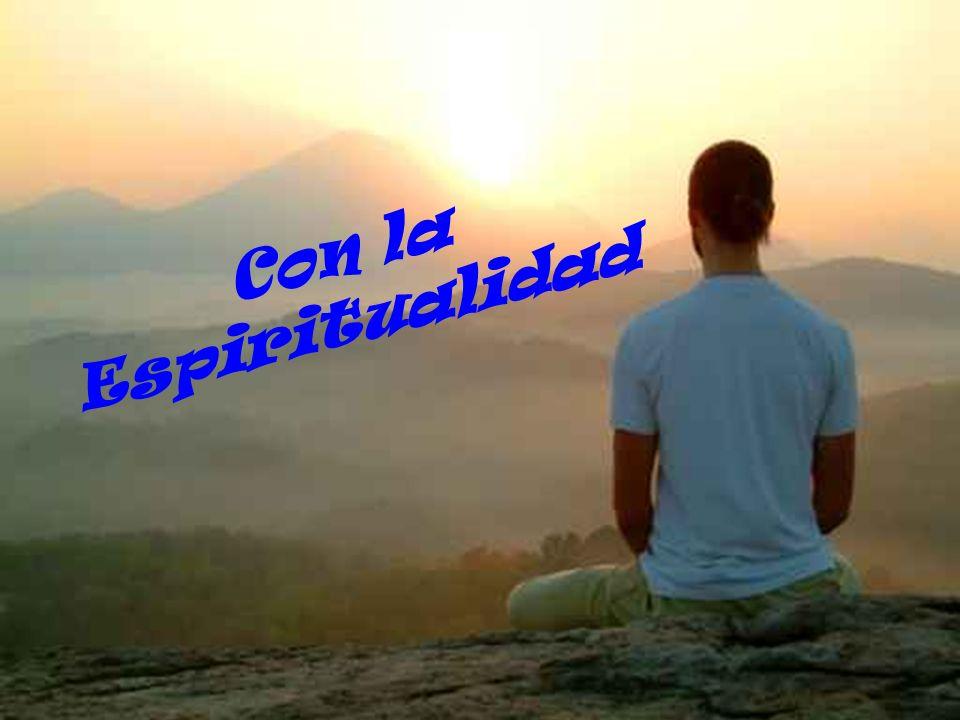 Con la Espiritualidad