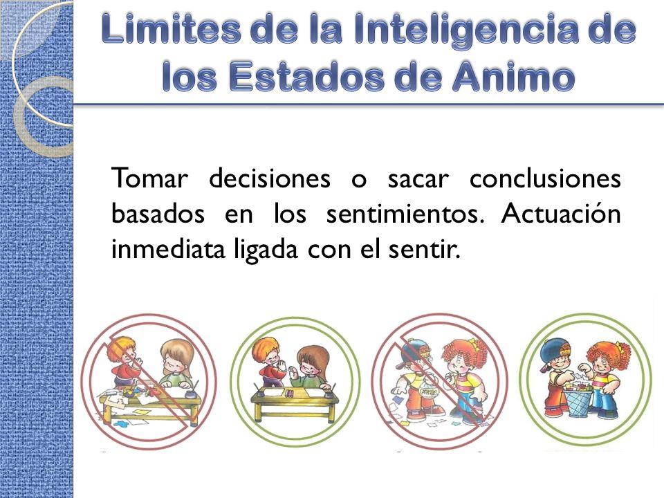Limites de la Inteligencia de los Estados de Animo