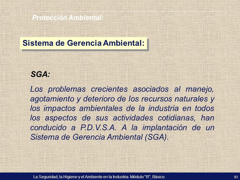 Sistema de Gerencia Ambiental: