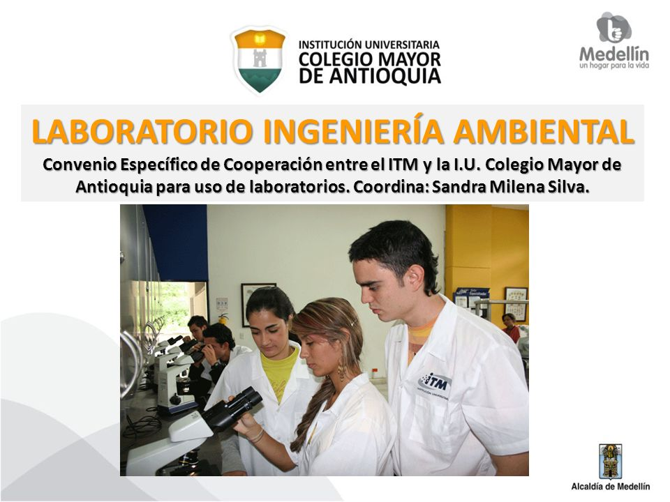 LABORATORIO INGENIERÍA AMBIENTAL