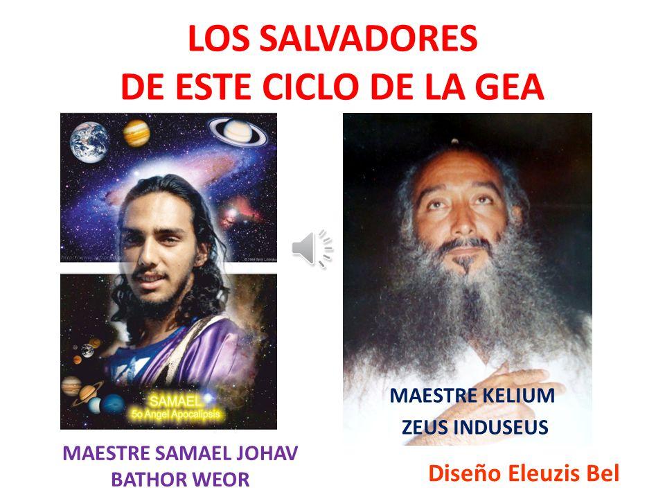LOS SALVADORES DE ESTE CICLO DE LA GEA
