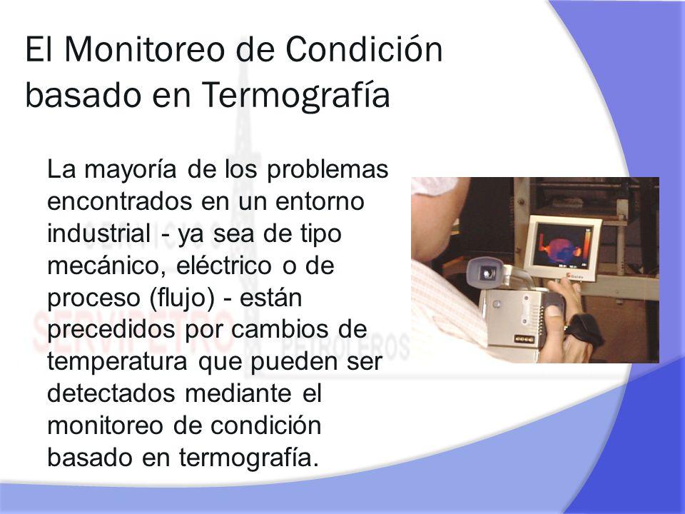El Monitoreo de Condición basado en Termografía
