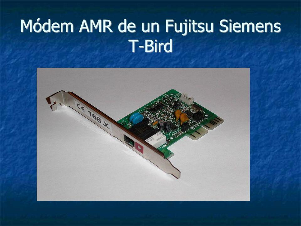 Módem AMR de un Fujitsu Siemens T-Bird
