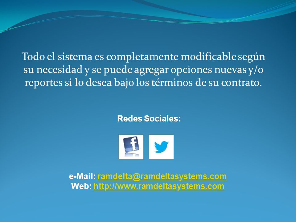 Web: http://www.ramdeltasystems.com