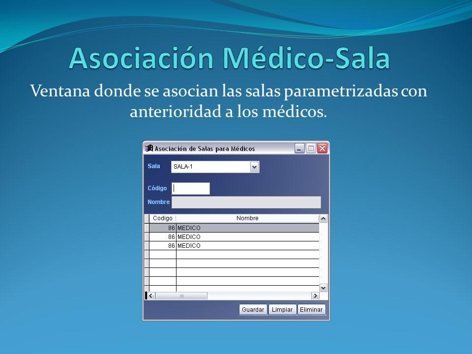 Asociación Médico-Sala