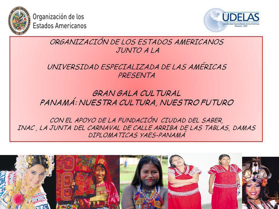 PANAMÁ: NUESTRA CULTURA, NUESTRO FUTURO