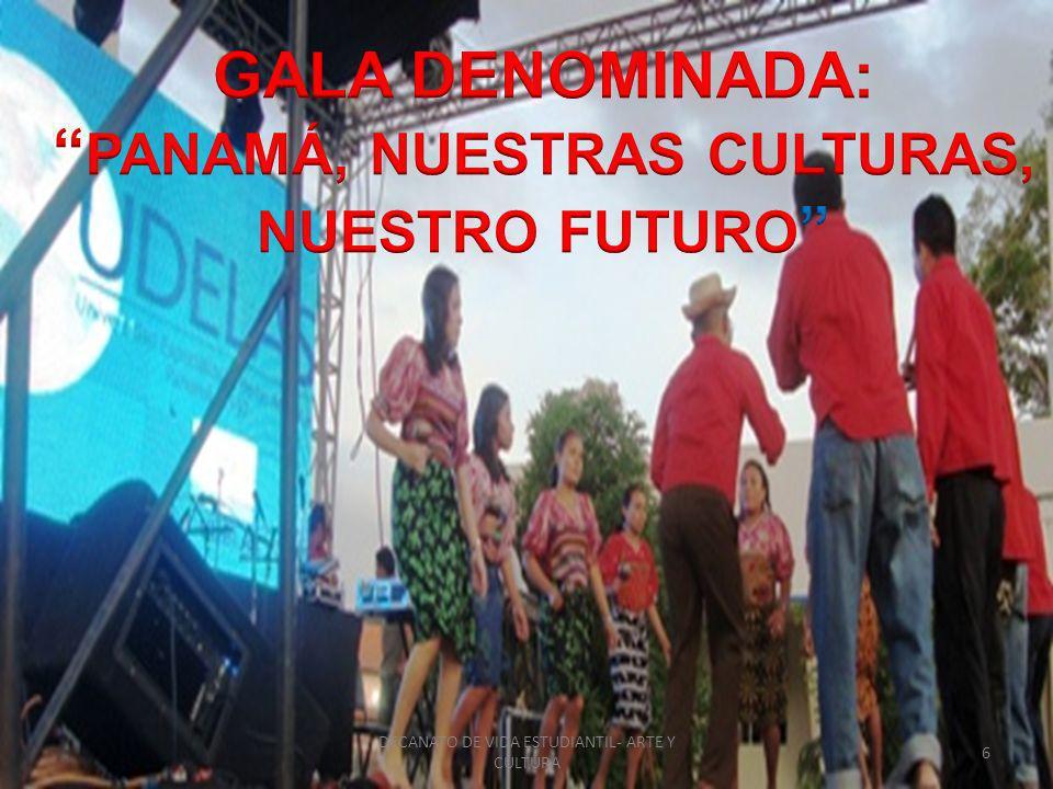 PANAMÁ, NUESTRAS CULTURAS,