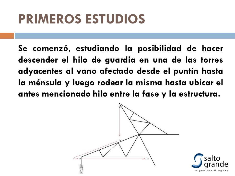 PRIMEROS ESTUDIOS