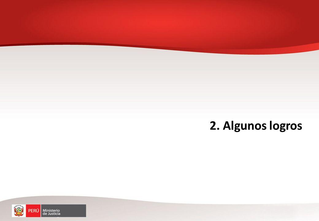 2. Algunos logros