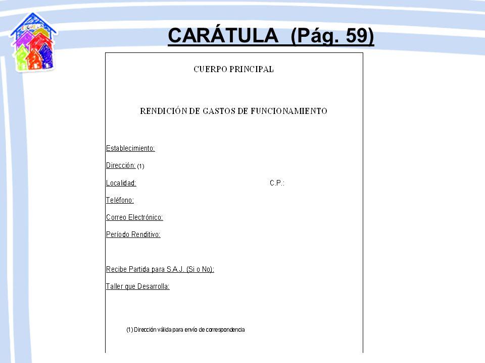 CARÁTULA (Pág. 59)