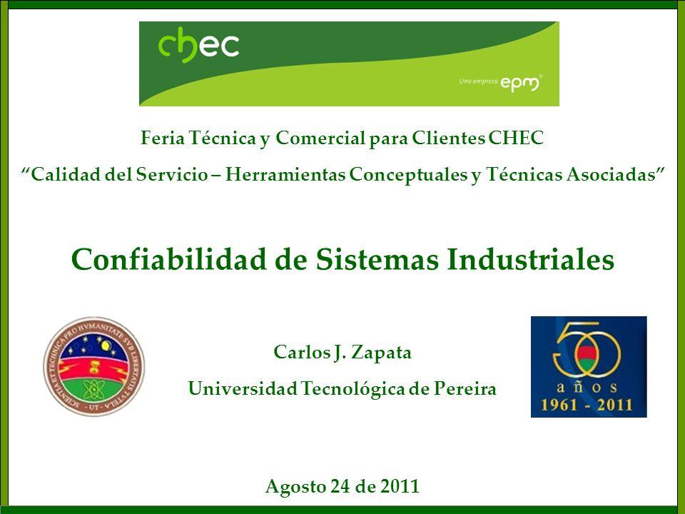 Confiabilidad de Sistemas Industriales