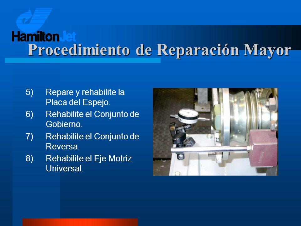 Procedimiento de Reparación Mayor
