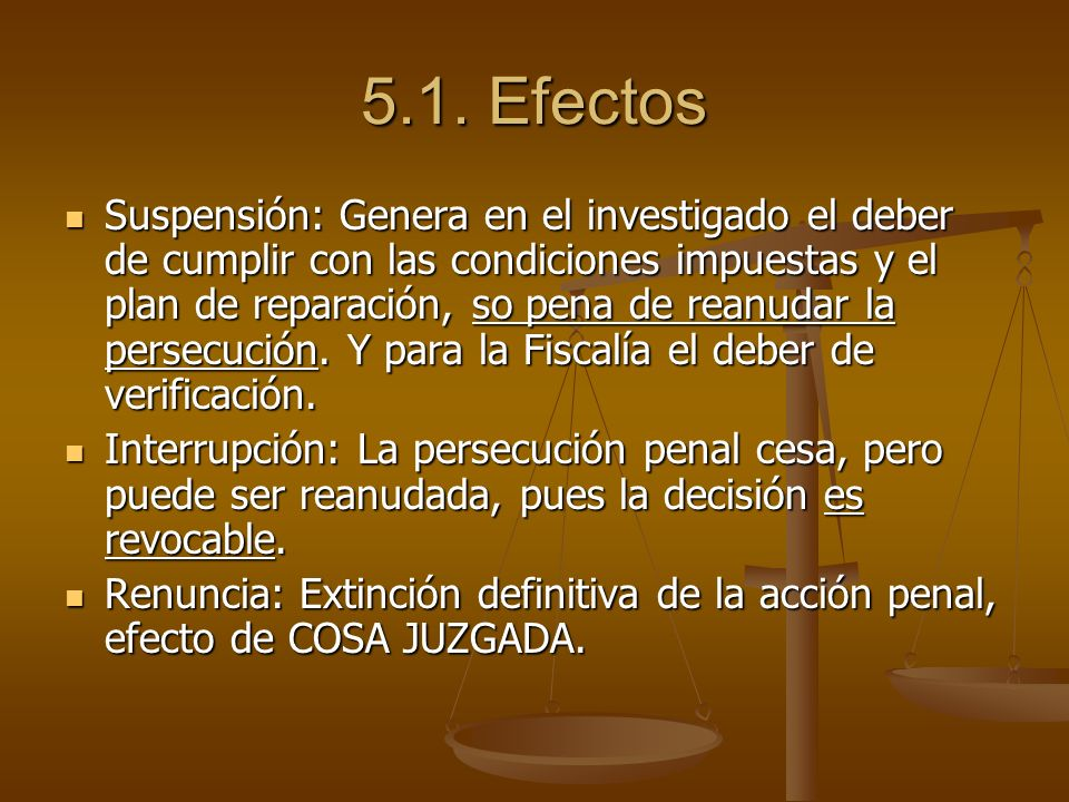 5.1. Efectos