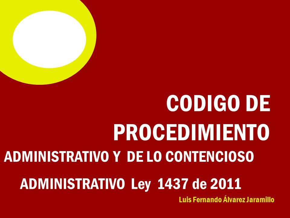 CODIGO DE PROCEDIMIENTO