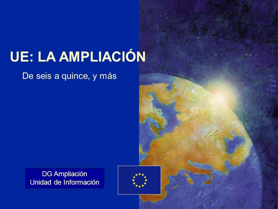 DG Ampliación Unidad de Información