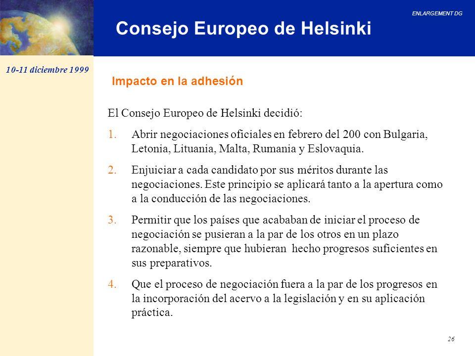 Consejo Europeo de Helsinki
